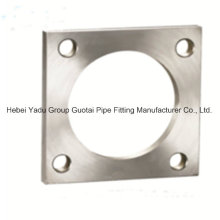 High Quality Stainless Steel Square Flanges